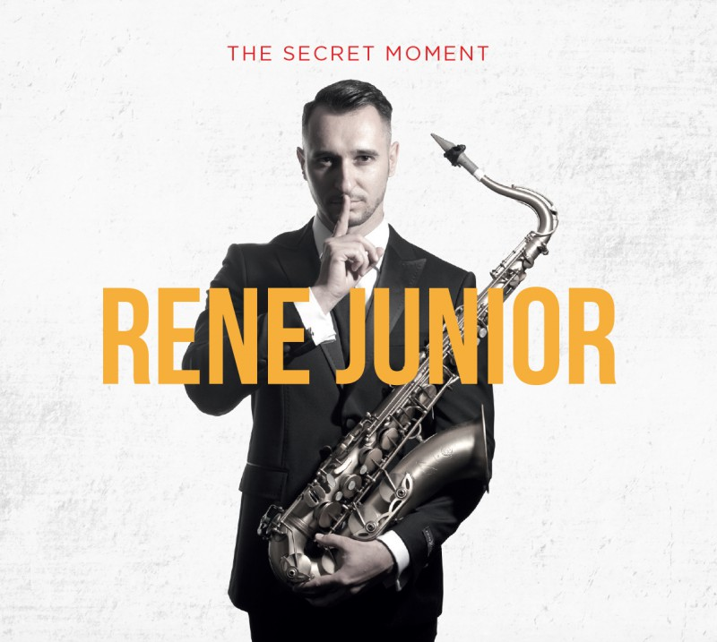 CD René Junior - The Secret Moment